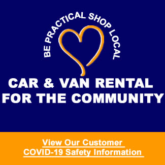 Coronavirus Information Practical Car & Van Rental