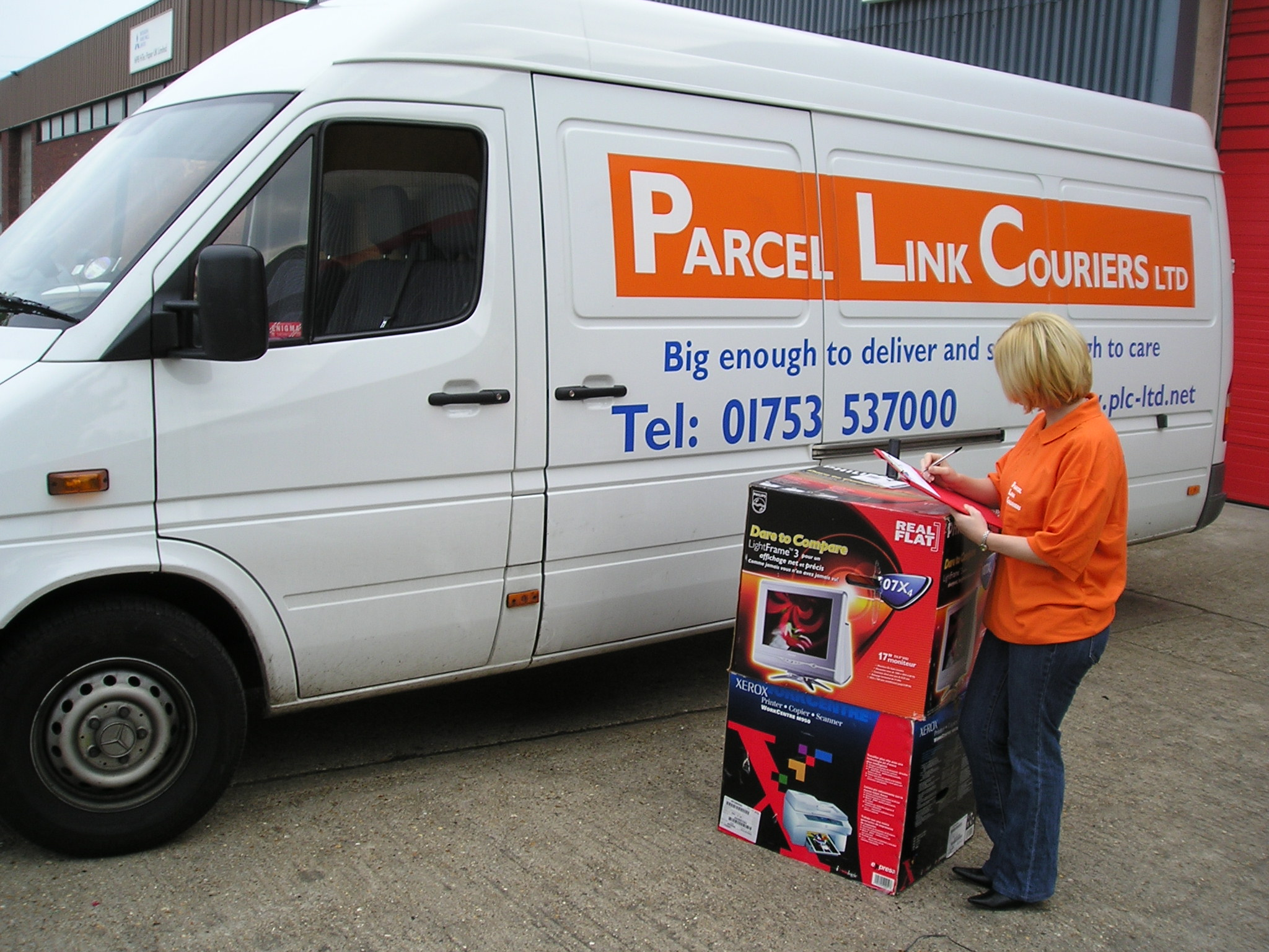 PARCE LINK couriers