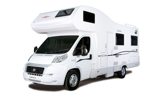 Large range of Motorhome hire.