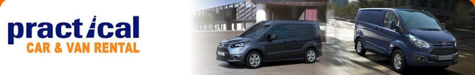 Uk Car Hire Van Rental From Practical Car Van Rental
