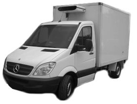 3.5 Refrigerated Box Van