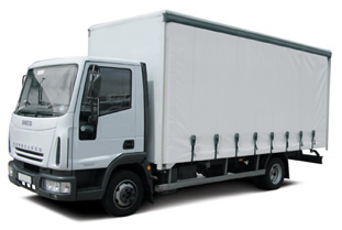7.5 TON Curtainside